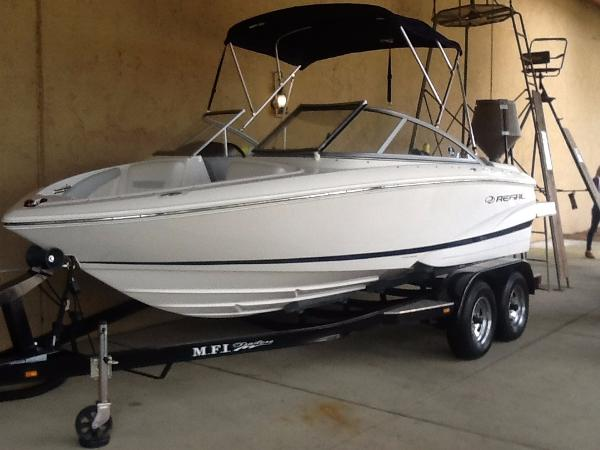 2012 REGAL 1900 BOWRIDER for sale