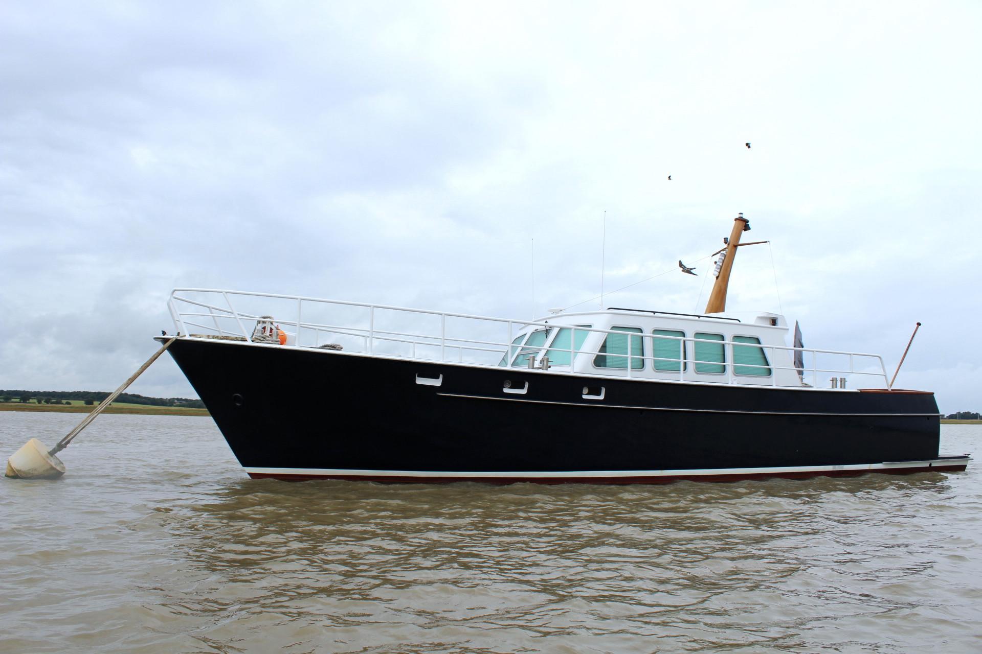 KOMPIER KOTTER Steel Motor Yacht