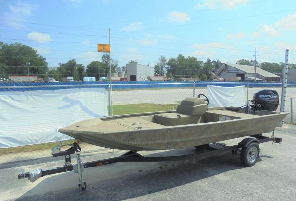 2020 Tracker Boats boat for sale, model of the boat is Grizzly 1648 SC & Image # 15 of 15