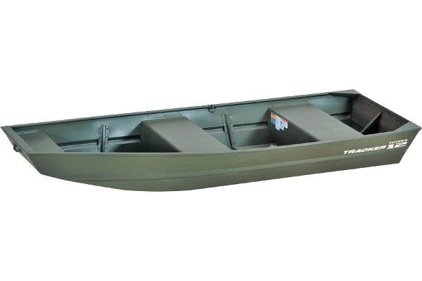 2014 TRACKER BOATS TOPPER 1236 RIVETED JON for sale