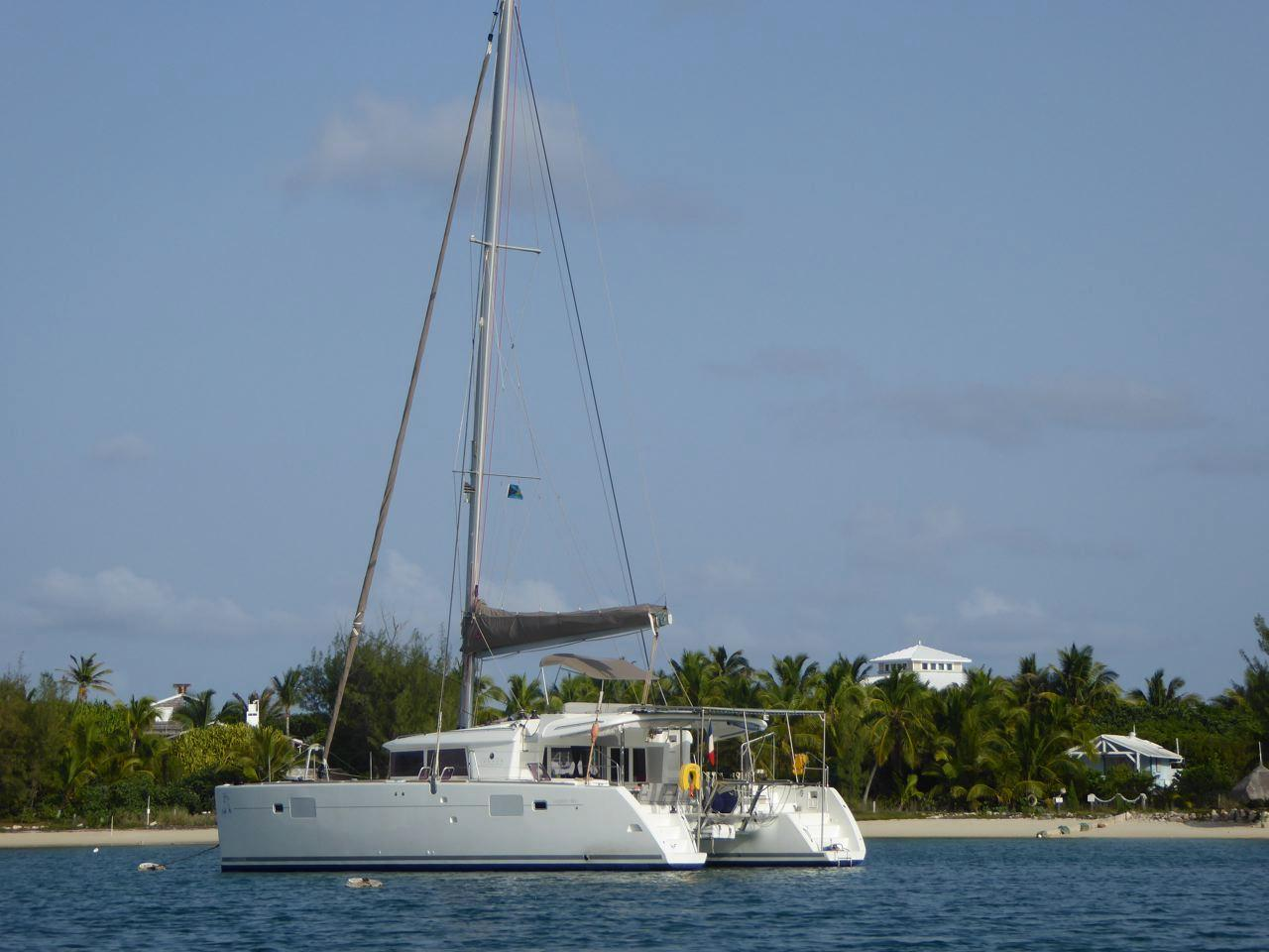 45' Lagoon 2011 450