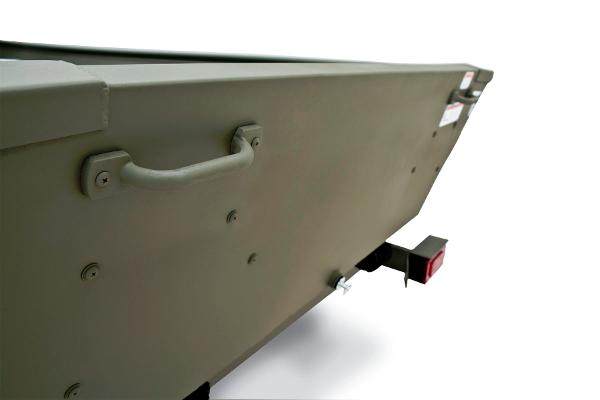 2014 Tracker Boats boat for sale, model of the boat is Topper 1542 LW Riveted Jon & Image # 10 of 12