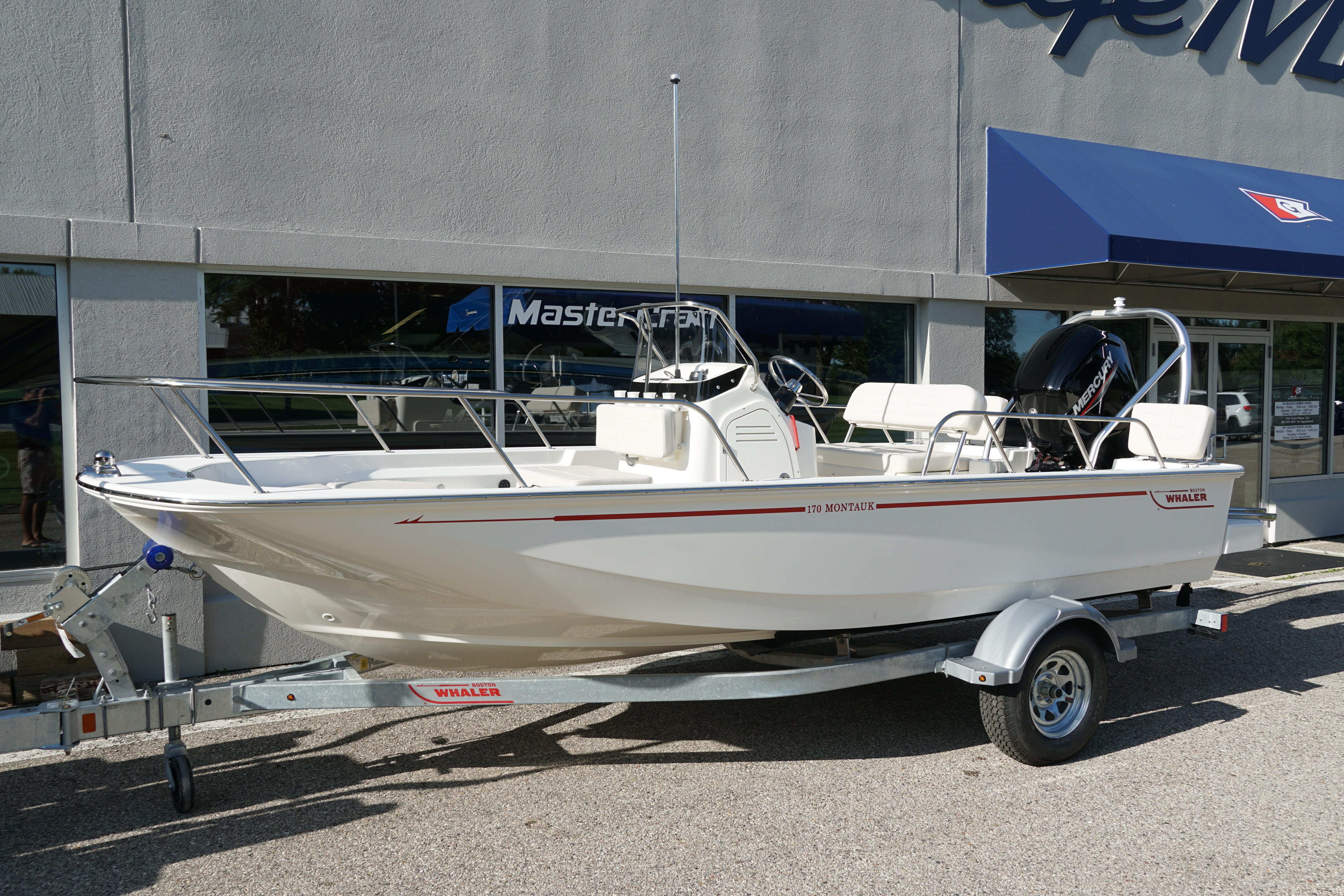 2020 Boston Whaler 170 Montauk Williams Bay, Wisconsin