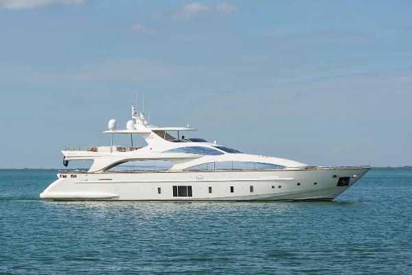 2013 105' Azimut Motoryacht