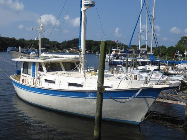 40' Schucker 1978 440 Trawler