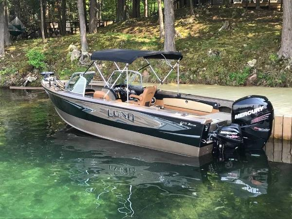 2016 LUND 2275 BARON for sale