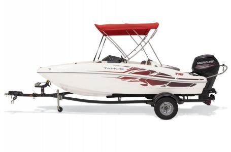 2020 Tahoe boat for sale, model of the boat is T16 & Image # 11 of 45