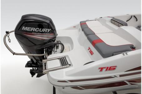 2020 Tahoe boat for sale, model of the boat is T16 & Image # 22 of 45