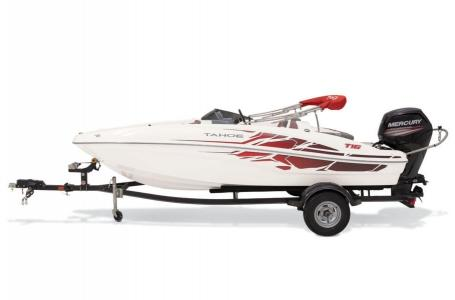 2020 Tahoe boat for sale, model of the boat is T16 & Image # 39 of 45
