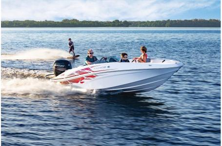 2020 Tahoe boat for sale, model of the boat is T16 & Image # 40 of 45