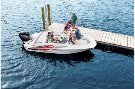2020 Tahoe boat for sale, model of the boat is T16 & Image # 6 of 45
