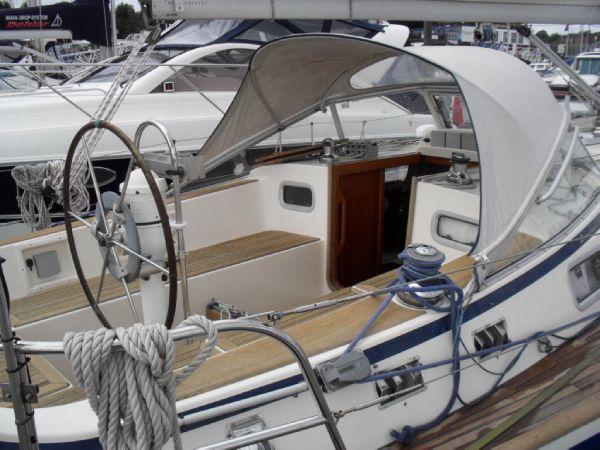 Hallberg-Rassy 34 - KALINA - Hallberg-Rassy, Fairey boats for sale ...