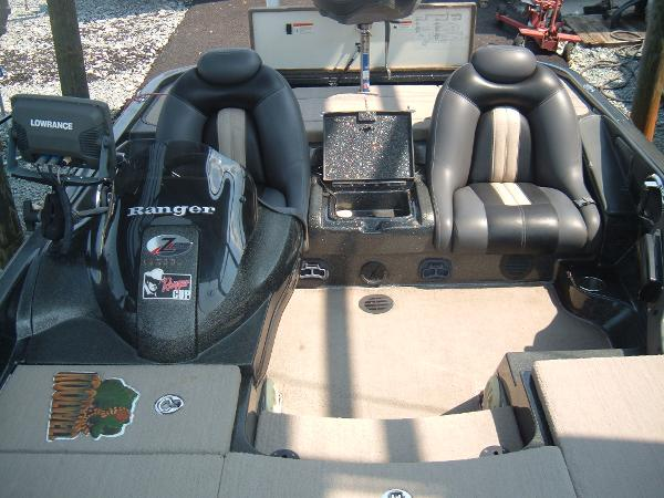 2010 Ranger Boats boat for sale, model of the boat is Z520 Comanche & Image # 10 of 12