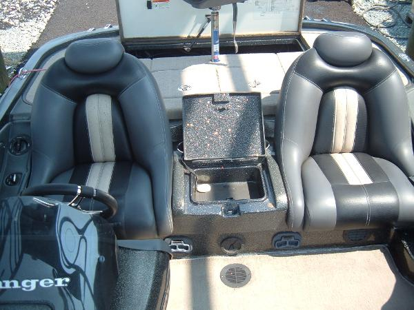 2010 Ranger Boats boat for sale, model of the boat is Z520 Comanche & Image # 11 of 12