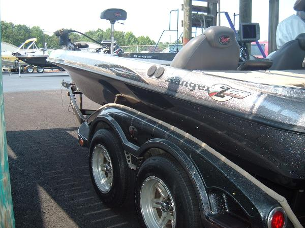 2010 Ranger Boats boat for sale, model of the boat is Z520 Comanche & Image # 2 of 12