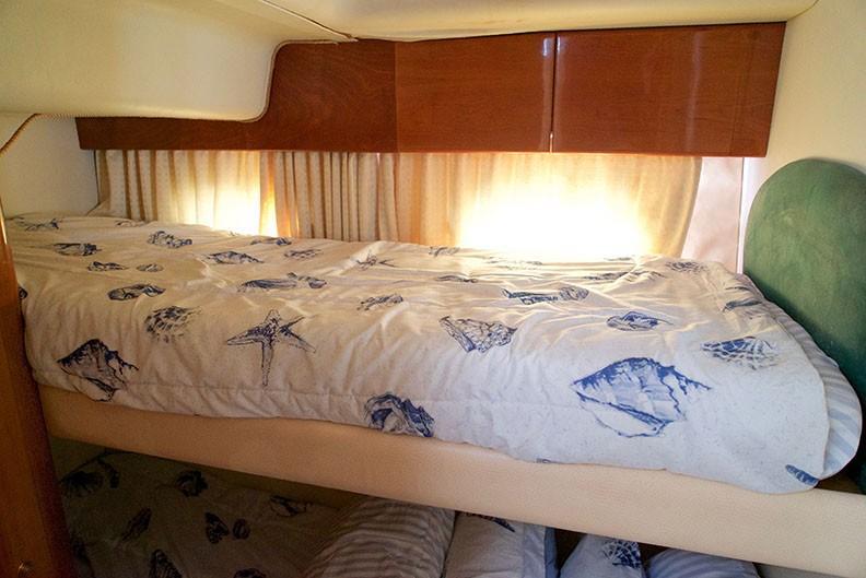Viking 46 Princess - Port Side Guest Stateroom
