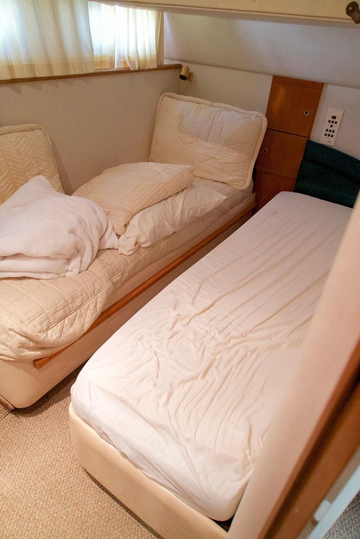 Viking 46 Princess - Starboard Side Guest Room