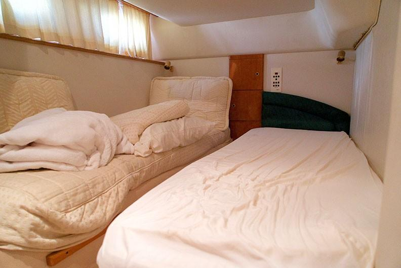 Viking 46 Princess - Starboard Side Guest Room