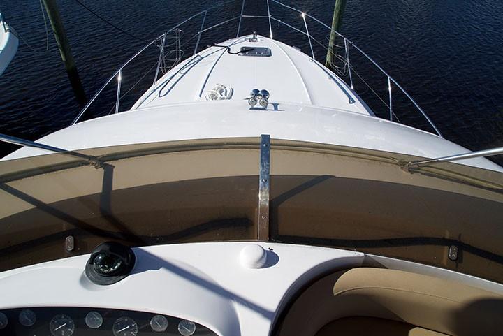 Viking 46 Princess - Bow View