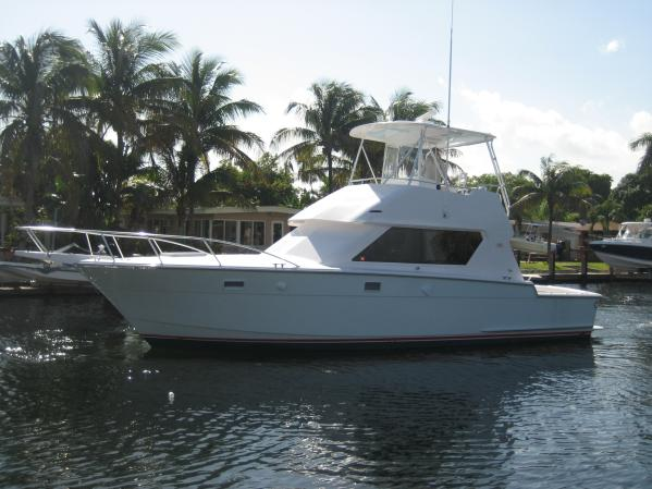 Hatteras 41 Convertible Convertible Boats. Listing Number: M-3799081