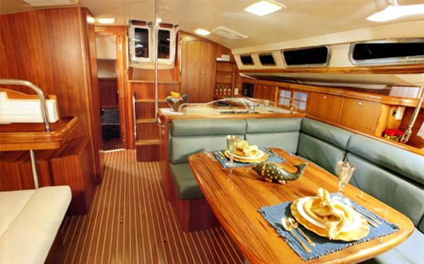 Hunter 426 Tri Cabin Sicilia