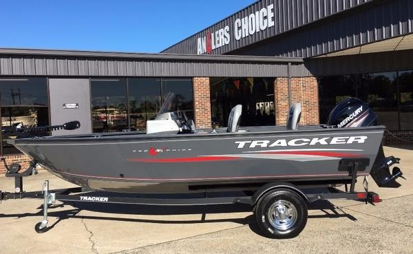 2018 TRACKER BOATS PRO GUIDE™ V 16 SC for sale