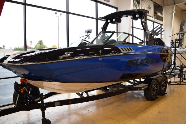 Used 2008 Supra Sunsport 22v, Peoria Arizona - BoatBuys com