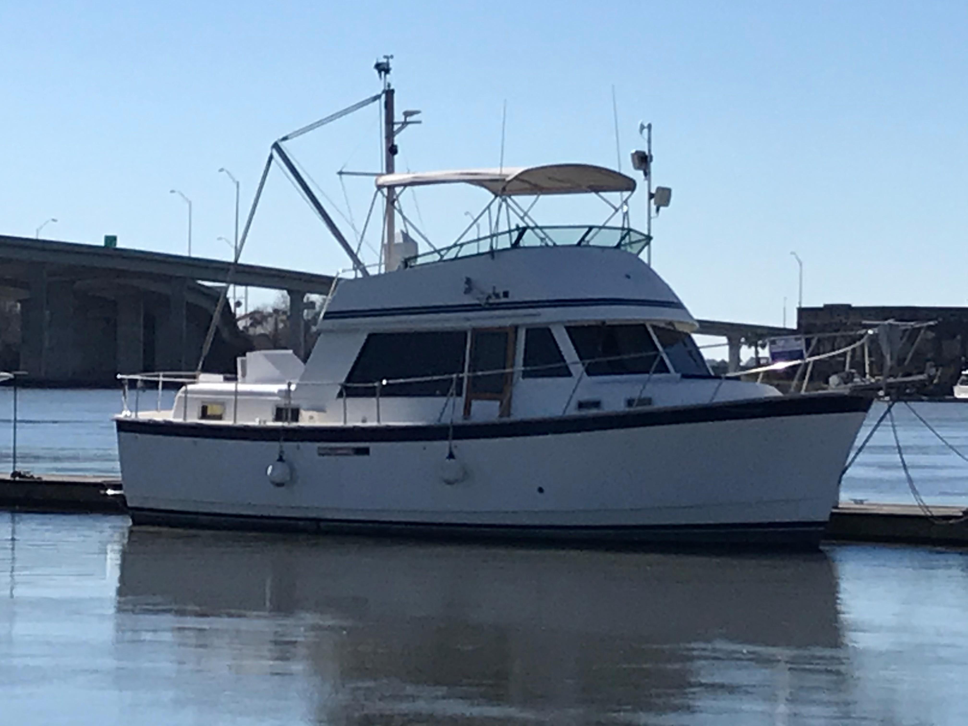 Prairie Boat Works 36 Dual Cabin - Starboard Profile
