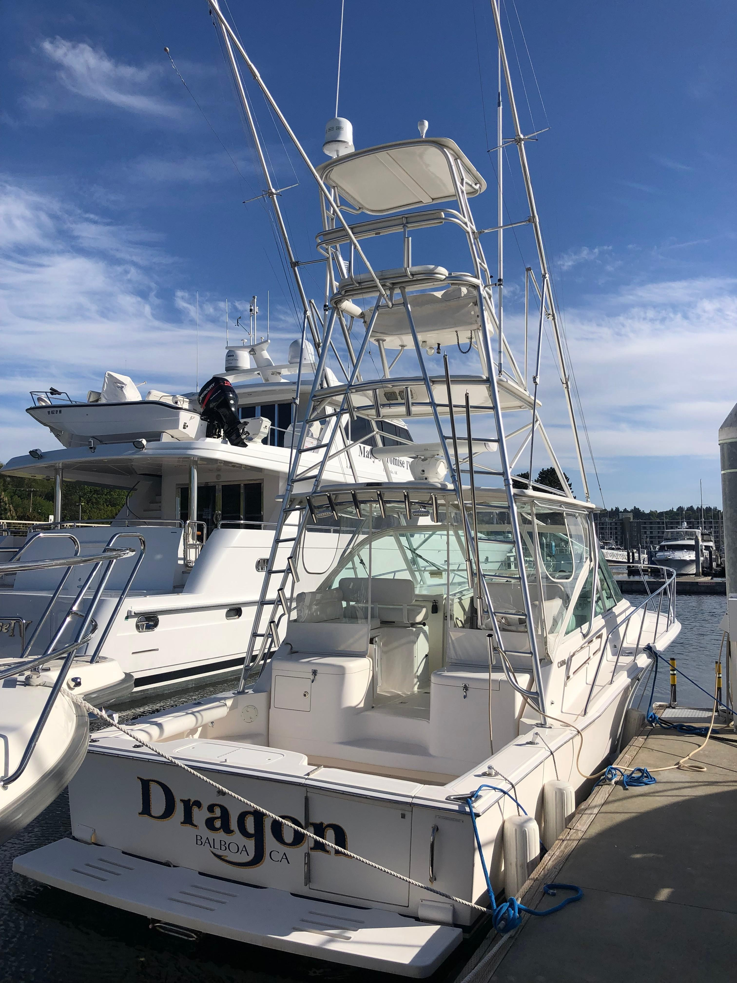 Picture Of:  32' Cabo 32 Express 2006Yacht For Sale | 21