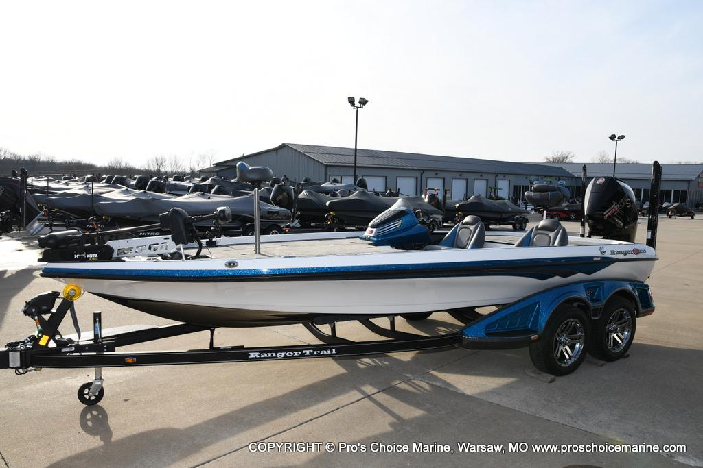 2020 Ranger Boats boat for sale, model of the boat is Z521C Ranger Cup Equipped & Image # 11 of 50