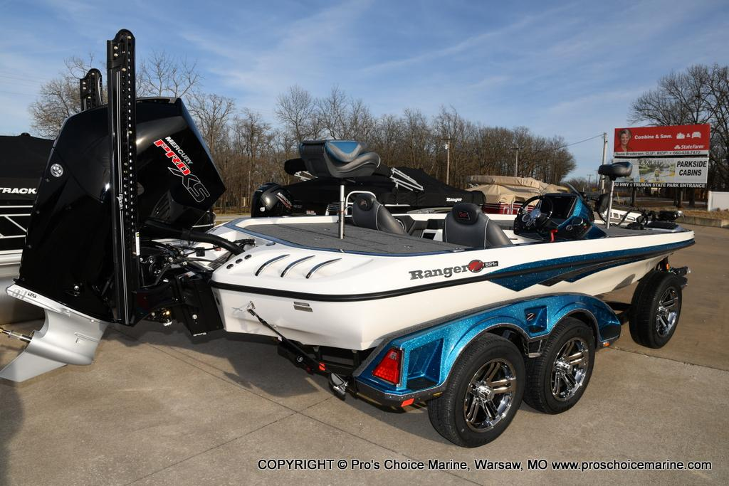2020 Ranger Boats boat for sale, model of the boat is Z521C Ranger Cup Equipped & Image # 2 of 50