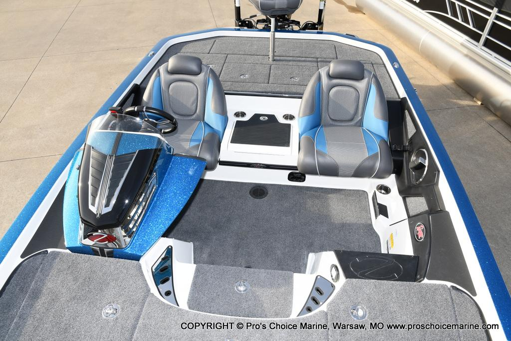2020 Ranger Boats boat for sale, model of the boat is Z521C Ranger Cup Equipped & Image # 21 of 50