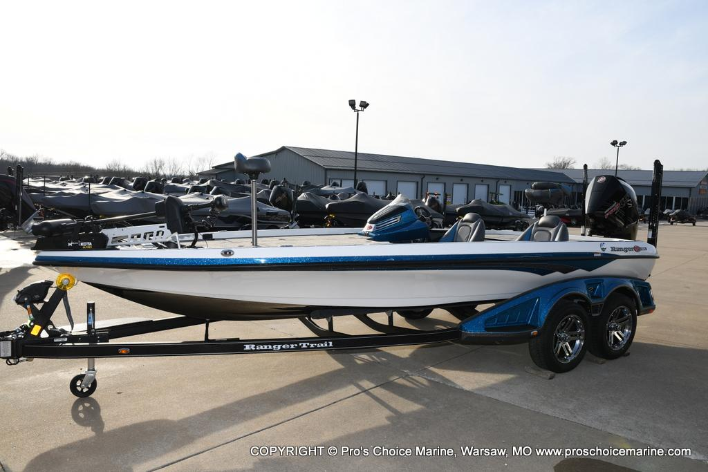 2020 Ranger Boats boat for sale, model of the boat is Z521C Ranger Cup Equipped & Image # 45 of 50