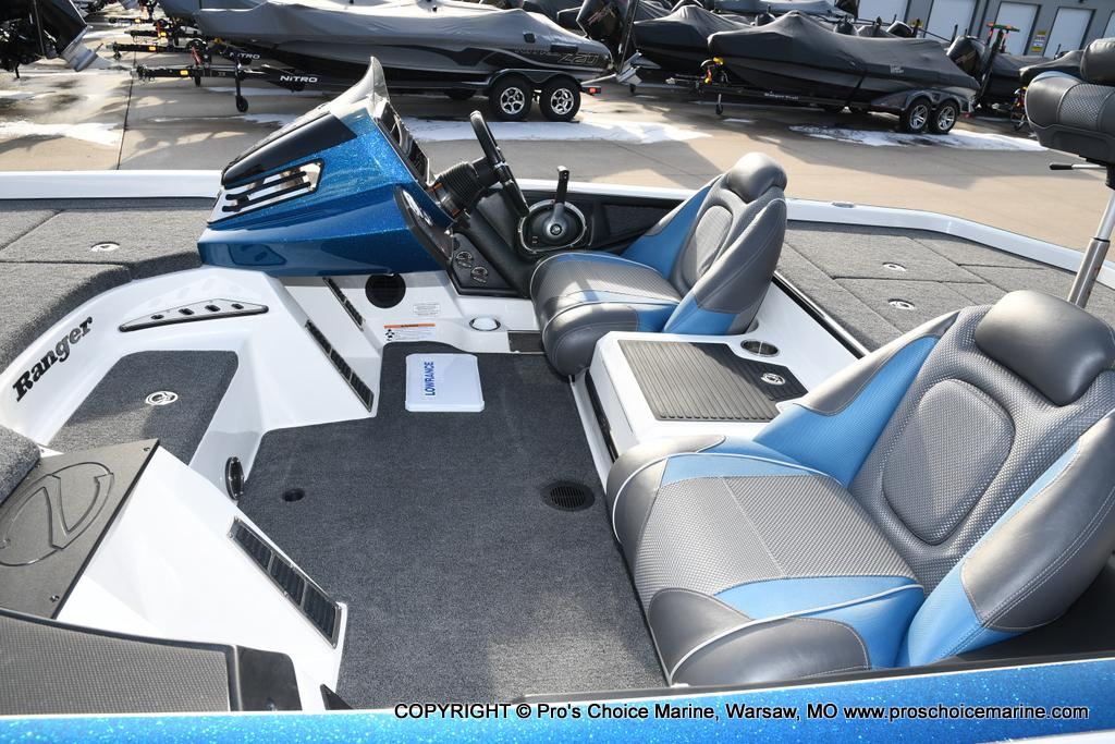 2020 Ranger Boats boat for sale, model of the boat is Z521C Ranger Cup Equipped & Image # 48 of 50