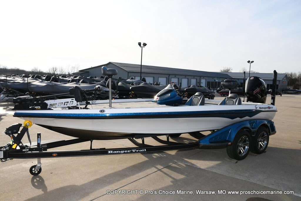 2020 Ranger Boats boat for sale, model of the boat is Z521C Ranger Cup Equipped & Image # 4 of 50
