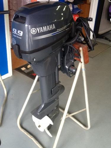 new 2012 yamaha 9 9 hp boat motor for sale in anderson