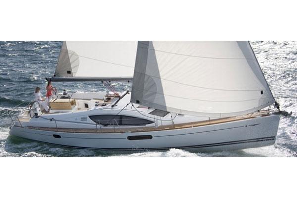 2008 Jeanneau Sun Odyssey 45 DS | Sailboats for Sale