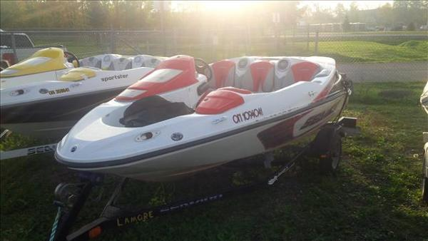 For Sale: 2008 Sea Doo Sportboat Speedster 150 15ft<br/>Pride Marine - Ottawa