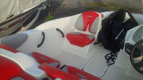 2008 Sea Doo Sportboat boat for sale, model of the boat is Speedster 150 & Image # 3 of 8