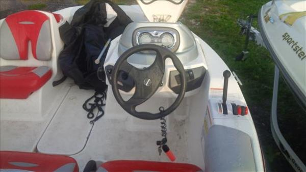 2008 Sea Doo Sportboat boat for sale, model of the boat is Speedster 150 & Image # 5 of 8