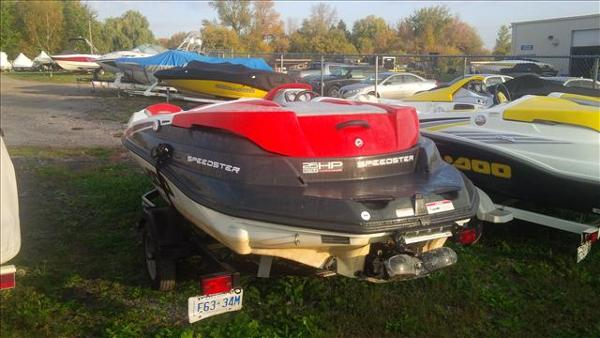 2008 Sea Doo Sportboat boat for sale, model of the boat is Speedster 150 & Image # 8 of 8