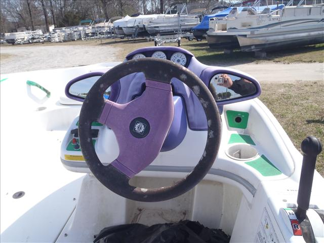 1995 Sea Doo Sportboat boat for sale, model of the boat is 15 Speedster & Image # 4 of 6