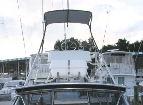 Bow View With Tower