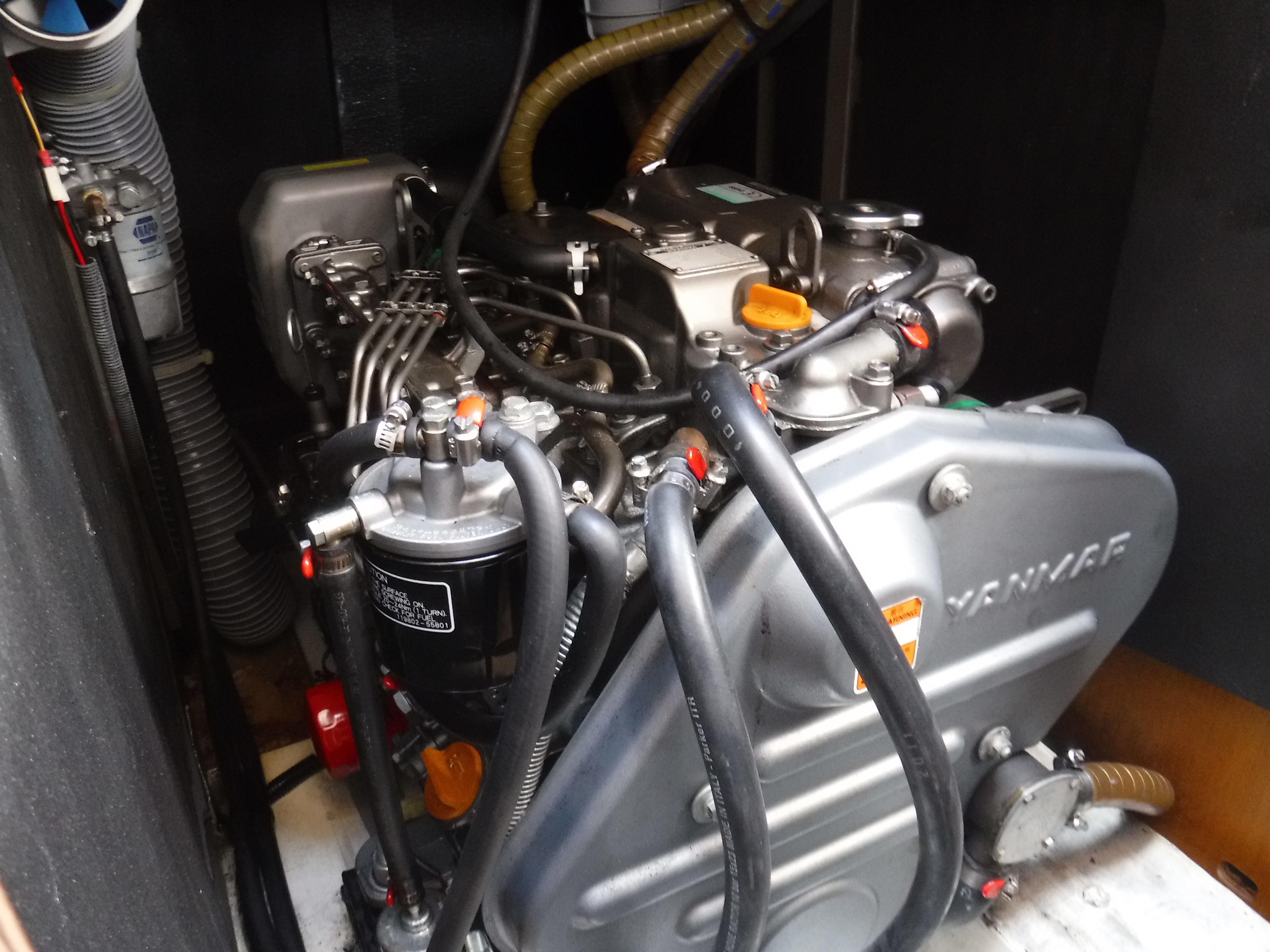 Engine access