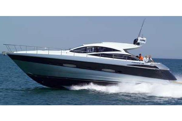 Manufacturer Provided Image: Pershing 56'