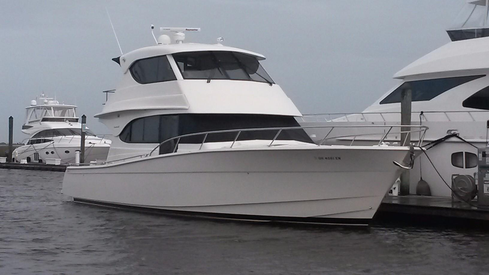 52' Maritimo Motor Yacht BELLISSIMA