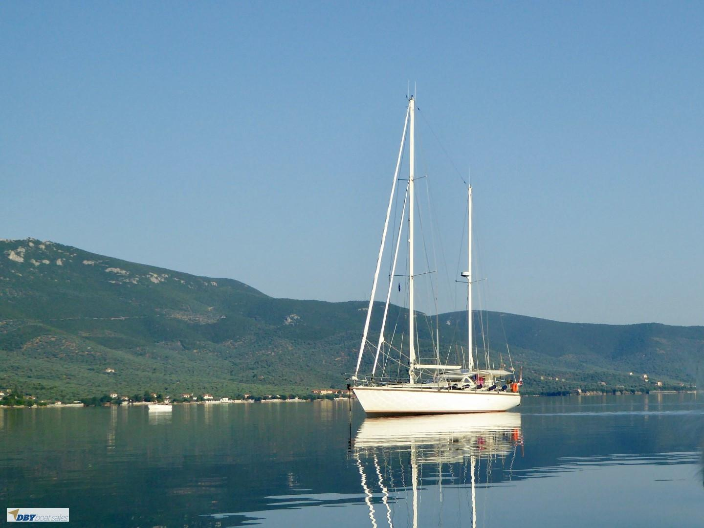 54 Amel 1997 Greece | Denison Yacht Sales