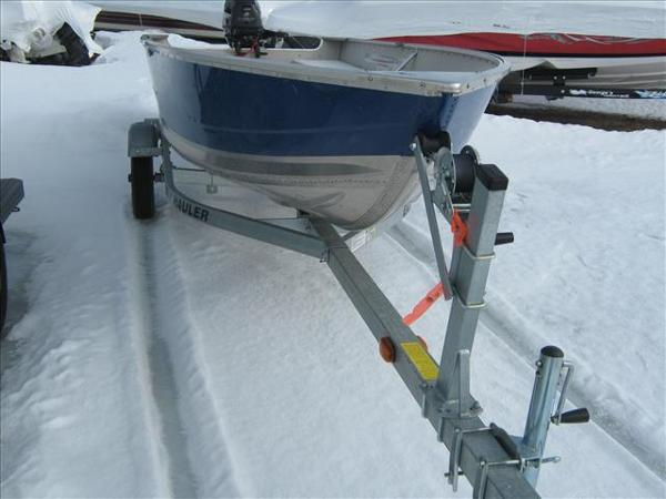 2011 Princecraft boat for sale, model of the boat is Fisherman & Image # 3 of 5