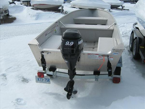 2011 Princecraft boat for sale, model of the boat is Fisherman & Image # 5 of 5