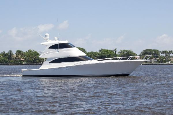2019 62' Viking 62 Enclosed Bridge